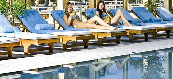 Hotele z basenem krytym w Hiszpanii