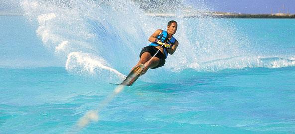 Sporty wodne w Hiszpanii