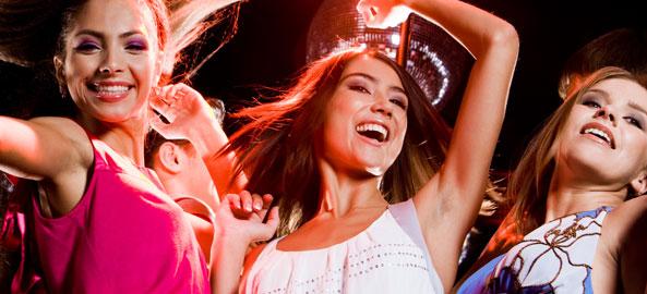 Imprezy, bary, kluby w Hiszpanii